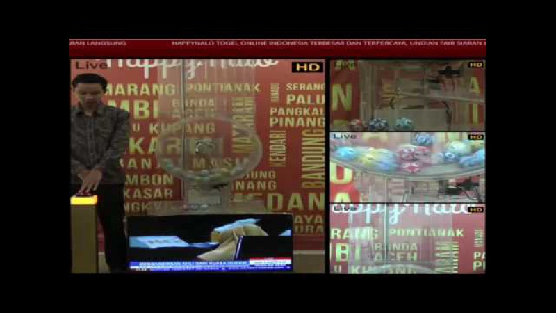 Hasil Live Togel Buntut Undian Kupon HappyNalo Periode 19 September 2016
