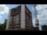 Видео отчет про ход строительства 5-й, 6-й, 7-й очередей ЖК