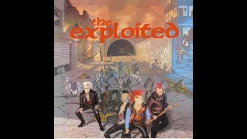 The Exploited-U.S.A