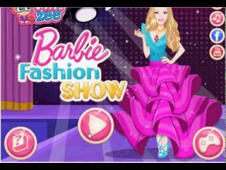 Barbie: A Fashion Show Барби: Показ Мод Barbie: Desfile De ModaBarbie: Défilé De Mode