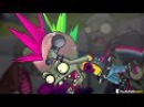 Plants Vs Zombies 2: Neon Mixtape Tour Sibe B Zomboss Trailer!