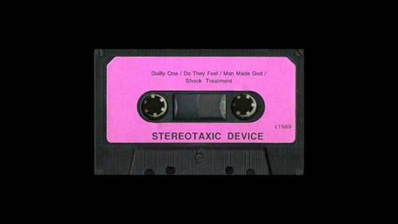 Stereo Taxic Device Demo Cassette 1989