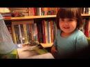 Анна Дмитриевна изучает книгу с запахами!