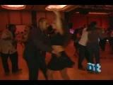 Salsa social dance at the NY Congress - Erika Caliente & Danny Ramirez