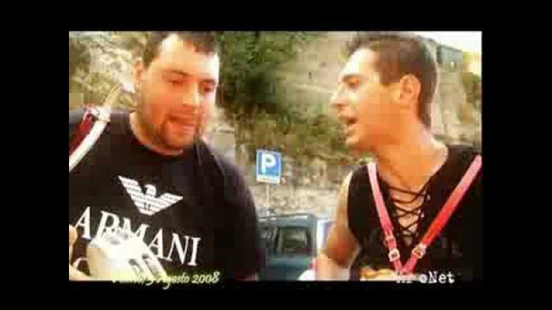 Moreno e Tiziano Stornelli