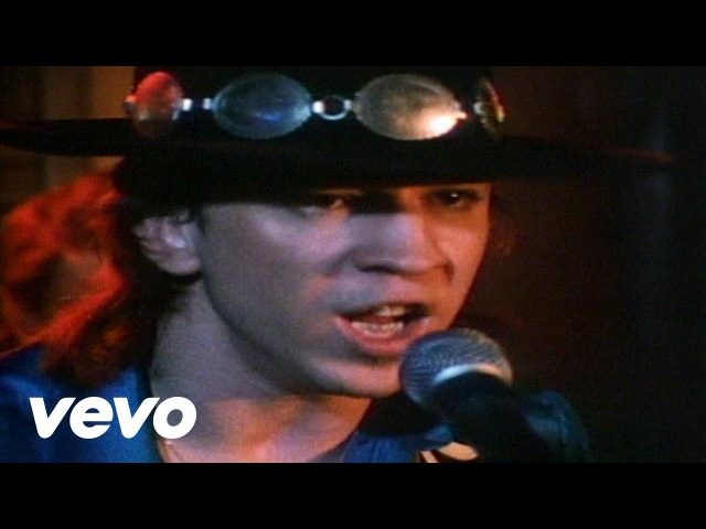 Stevie Ray Vaughan Double Trouble - Love Struck Baby (Video)