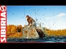 Рыбак в ШОКЕ ! неожиданная поклёвка 16+ (в видео есть сцены насилия)