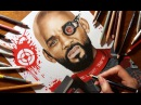Speed Drawing Deadshot Will Smith in Suicide Squad Jasmina Susak