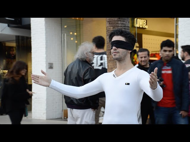 Blind Muslim Trust Experiment - Los Angeles
