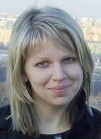 Анна Баркова