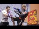Тайский бокс Коронные удары Алексея Кудина