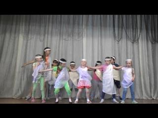 1 Отряд. Греческий народный танец
