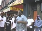 Notorius B.I.G. freestyle