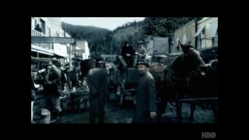 Дедвуд/Deadwood (2004 - 2006) Трейлер (сезон 2)