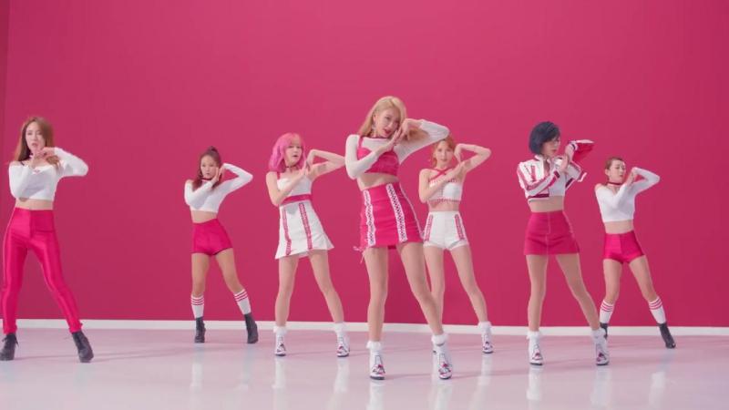 [MV] 9MUSES A - Lip 2 Lip (Dance Ver.)