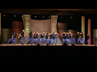 Royal Family  HHI Worlds 2012 (Gold Medal Performance)
