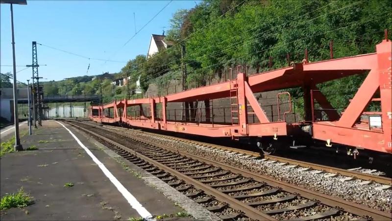 Zuge in Jagersfreude mit BR218225 BR146 CFL BR185 BR186 Vlexx und ET425