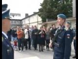 принятие Военной Присяги курсантами СПО РВВДКУ 12 сентября 2015 года