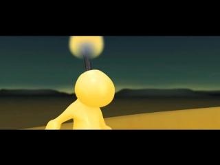 Красивый короткометражный мультфильм о самопознании