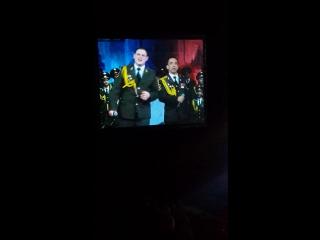Группа Get lucky. Концерт Академического ансамбля песни и пляски ВВ МВД РФ в ГКЦЗ
