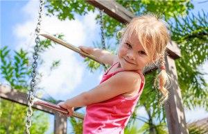 Новая детская площадка появится на улице Коненкова