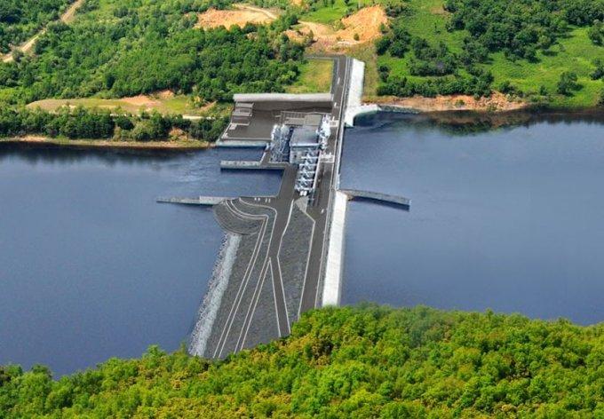 Студенты МГСУ с Ярославки возводят Нижне-Бурейскую ГЭС