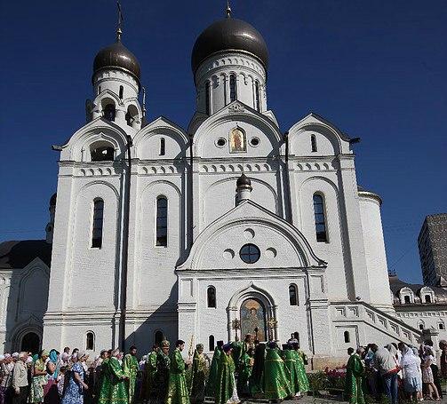 В Храмах Алтуфьева и Медведкова завершились основные работы по строительству