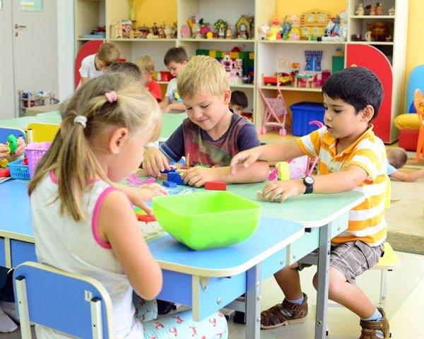 На Плещеева отремонтируют детский сад