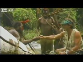 Амазонку словили и выебали дала