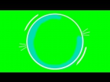 Футаж: закрашиваемый круг как у НАСТИ ТРОПИЦЕЛЬ