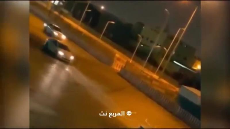 Лежачий поліцейський в Саудівській Аравії