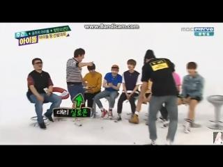 J-Hope или же ШИКАРНЫЙ танец от Хосок-хёна~