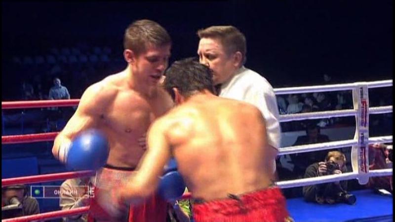 2010-02-06 Vitaliy Demyanenko vs Jorge Daniel Miranda (PABA WBO Asia Pacific Welterweight Titles)