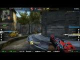 Na'Vi Guardian vs SK Gaming | CLUTCH 1vs4 |