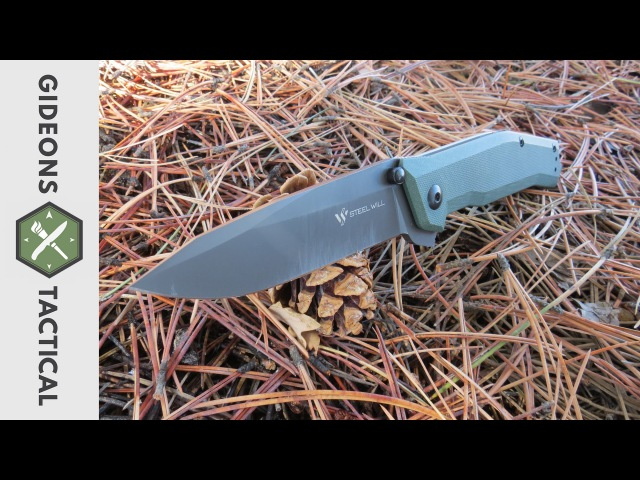 Steel Will Apostate Knife Review: Refined Toughness