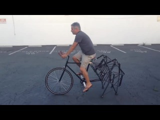 Creepy bike