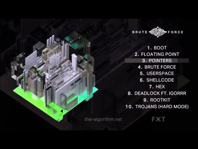 The Algorithm - Brute Force FULL ALBUM (2016)