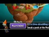 PvZ 2: 11th world - Modern Day sneak peek - Shrinking Violet (beta)