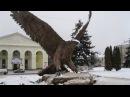 Где орёл расправил крылья. Тайны Большого Золотого кольца России.
