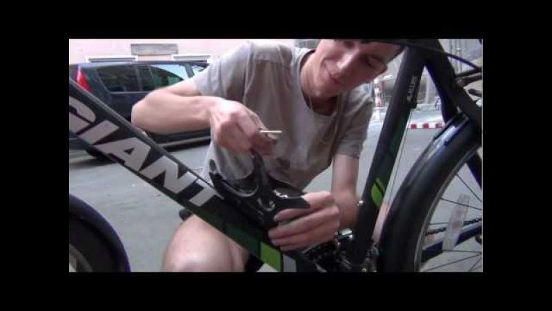 Велоевропа 2012 Шесть стран 1600км 1 серия