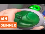 Tourist Finds ATM Skimmer | Credit Card Scam