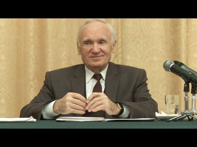 014.Христос как Человек. Мирское и духовное (МДА, 2012.11.12) — Осипов А.И.