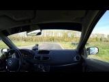 Renault Clio SPORT RS 5 этап TIMEATTACK 2016 KuzbassRing