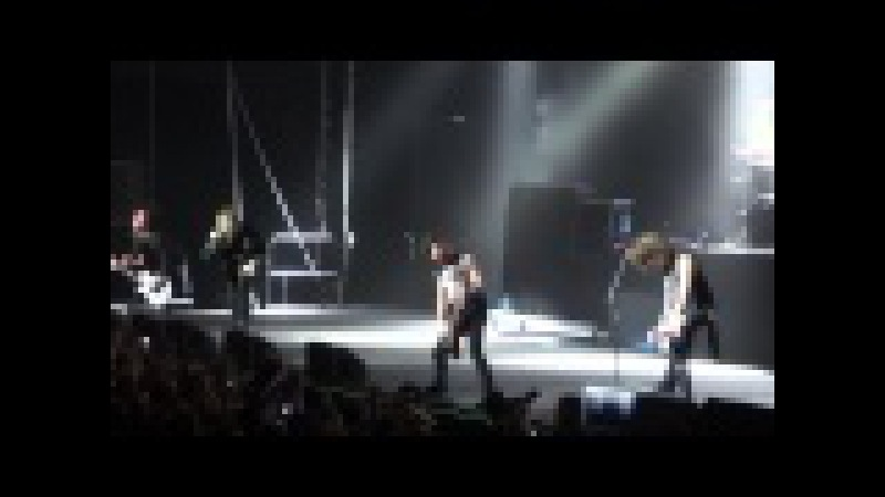 Asking Alexandria - Don't Pray For Me Live Westfest Auckland New Zealand 2014