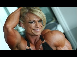 Sexy muscle women Tina Chandler Female Bodybuilding Tina Chandler