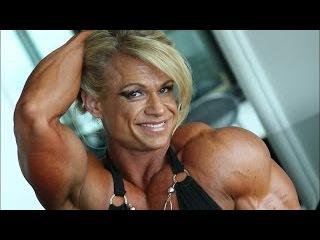 Sexy muscle women Tina Chandler Female Bodybuilding Tina Chandler