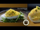 Deviled Eggs Recipe / Oeuf Mimosa – Bruno Albouze – THE REAL DEAL
