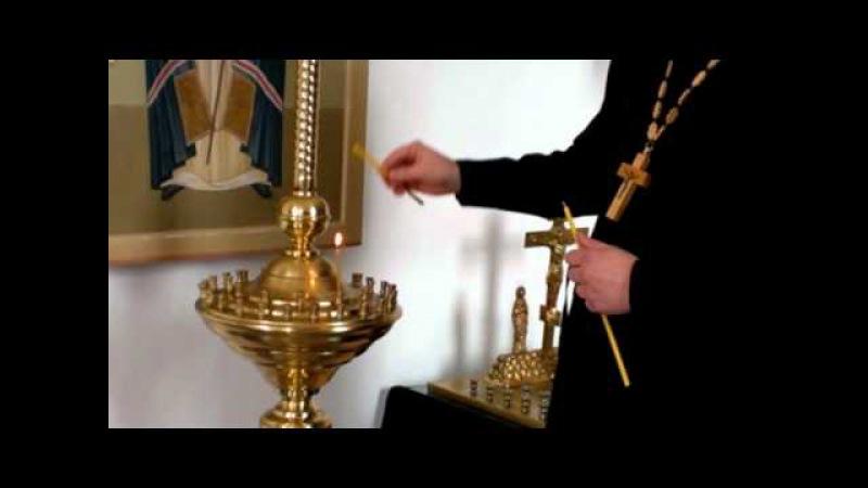 Как правильно ставить свечки в Церкви