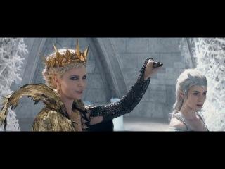 le chasseur et la reine des glaces bande annonce vf
