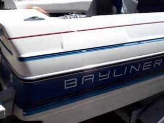 1988 bayliner capri